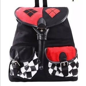 3ccd1557e0a436 Harley Quinn suicide squad backpack DC comics